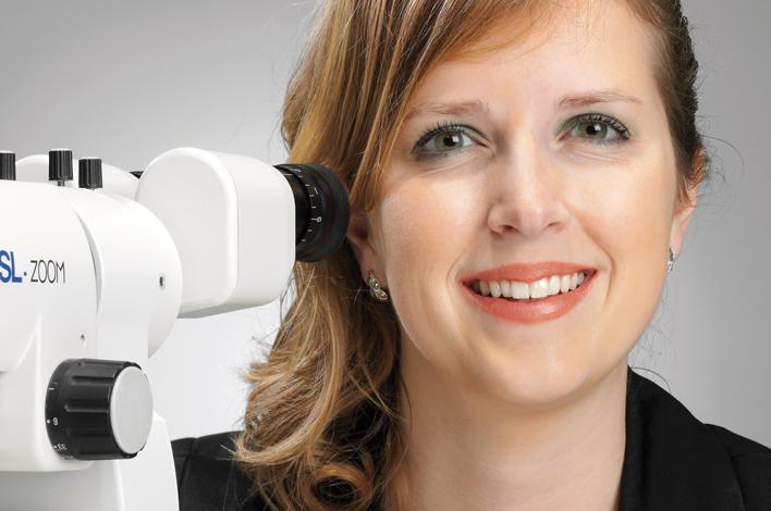 Een optometrist kan bij oogklachten beoordelen of u een nieuwe brilsterkte nodig heeft óf dat er sprake is van een oogprobleem waarbij een bril of contactlenzen geen oplossing bieden.